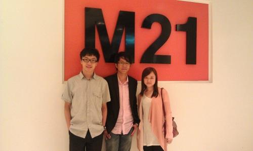 今年的「打工換宿2013」與青協M21合作,以招募旅遊節目主持為賣點
