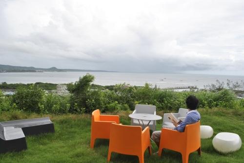 攝於墾丁,2012年7月,初次以旅遊記者的身份遊台灣,萌生了這個活動的想法