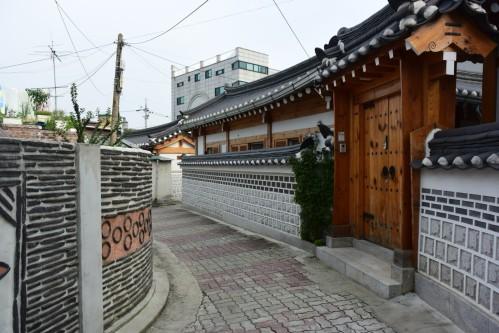半個旅遊記者的故事_首爾西村02