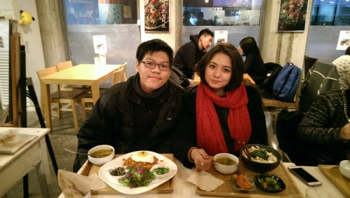 Seoul_Cafe Slobbie